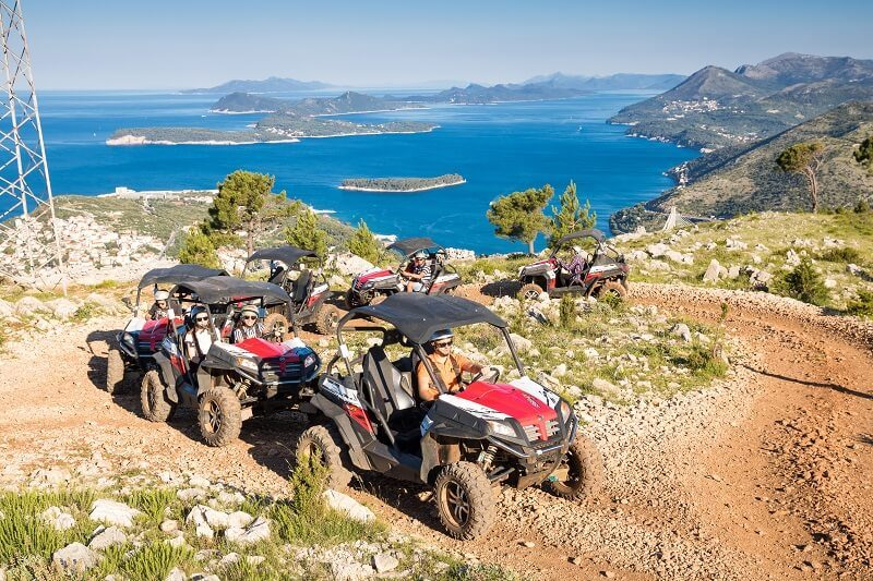 dubrovnik adventure tours