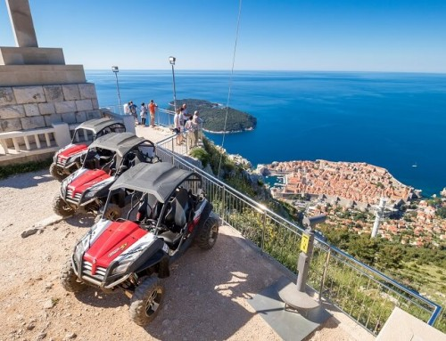 Three reasons to say yes to Buggy safari Dubrovnik Tour