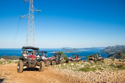 sunset tour dubrovnik buggy safari