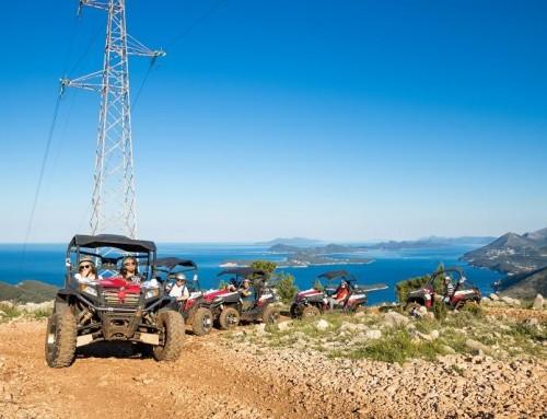 Buggy Safari Sunset tour Dubrovnik – magical adventure