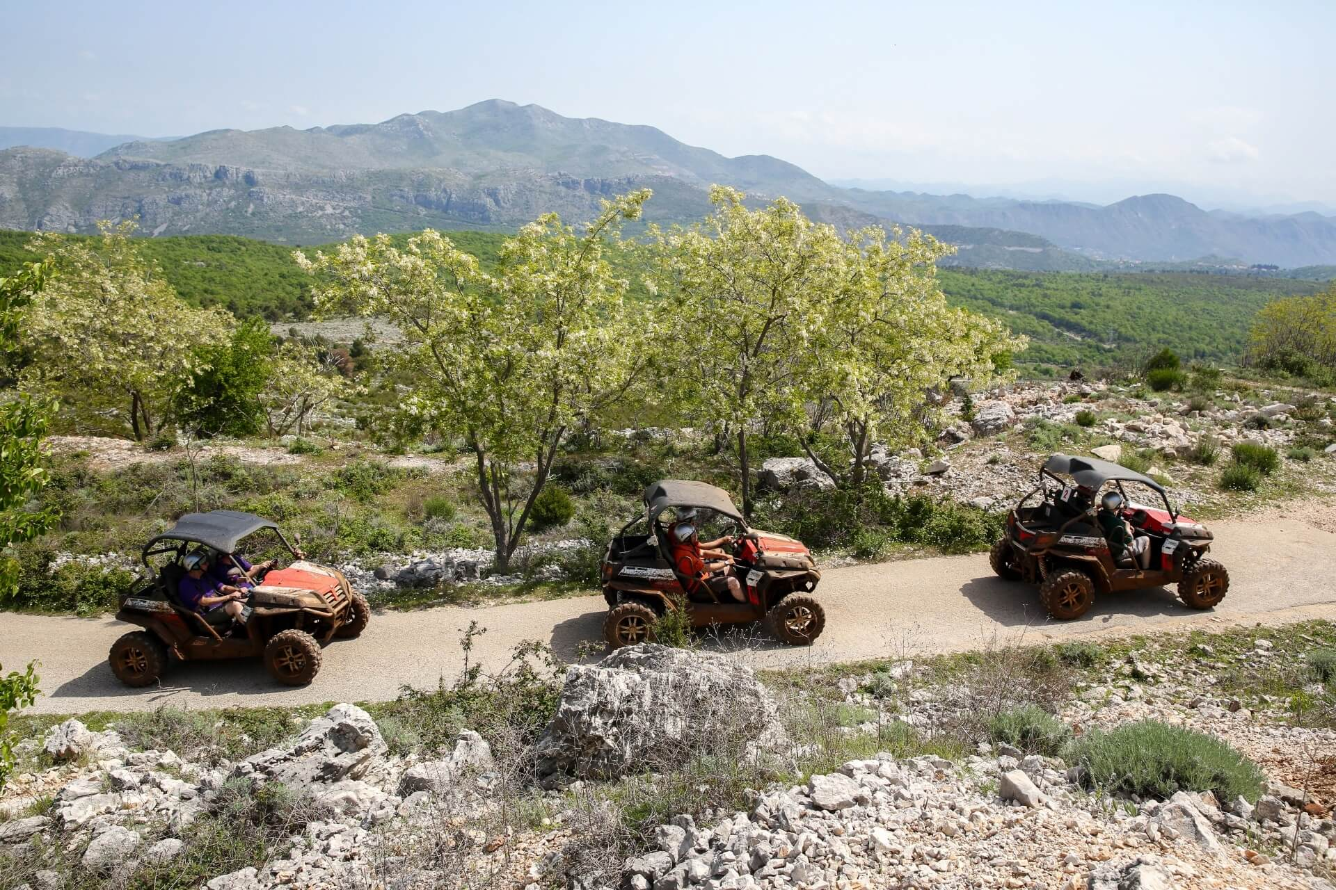 buggy safari tour dubrovnik