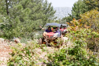 buggy adventure dubrovnik